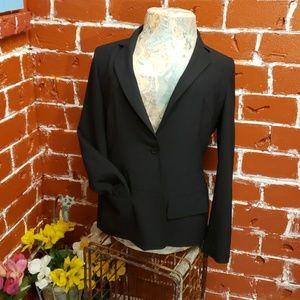 Anne Klein Suit Jacket Black